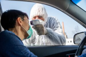 What road tests and bookings may look like during the pandemic