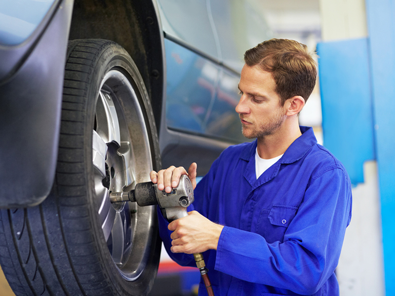 What Gore Mutual advises about winter tires