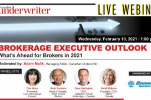 <span style=color:#ff0000>Webinar:</span> 2021 Brokerage Executive Outlook