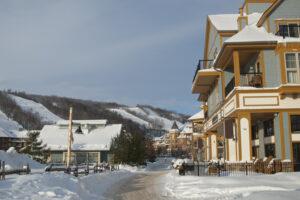 Lower visits, revenue reported as pandemic measures created unpredictable ski season