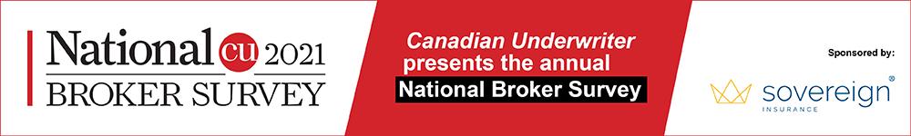 Canadian Underwriter National Broker Survey: Broker success strategies revealed. Presented by Aviva