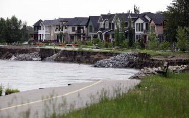 2013 flooding in Calgary