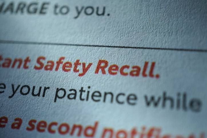 Ford safety recall in Canada