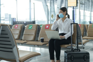 Will brokers' travel expenses return to 2019 levels?